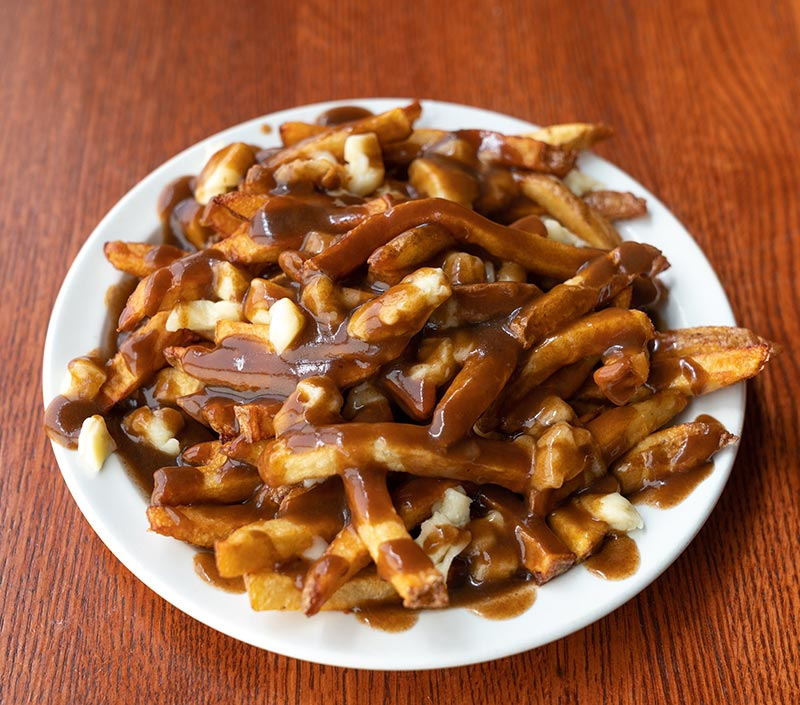 REGULAR POUTINE