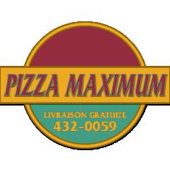 Maximum Pizza - St-Jerome logo