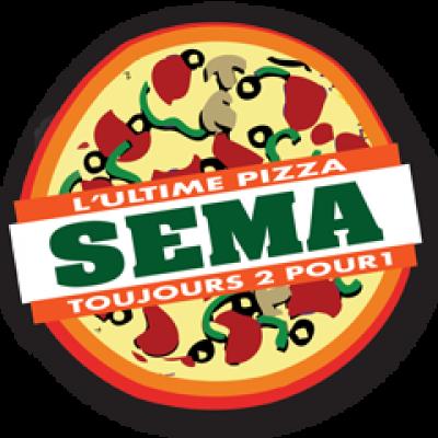 Sema Pizza - Chambly logo