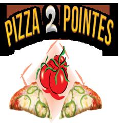 Pizza 2 Pointes