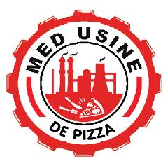 Med Pizza - Usine logo