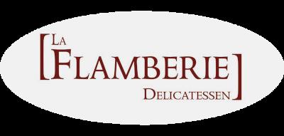 La Flamberie Delicatessen logo