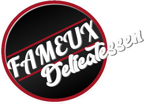 Fameux Delicatessen logo