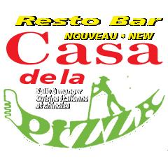 Casa de la Pizza logo
