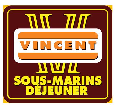Vincent Sous Marin Pizza