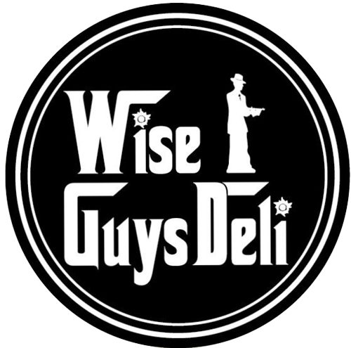 WiseGuys Pizza - Riverside logo