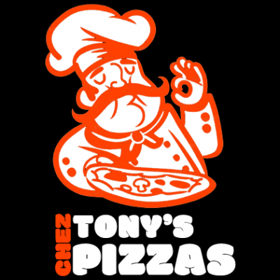 Chez Tony's Pizza logo
