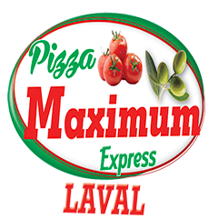 Maximum Pizza - Laval logo
