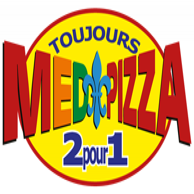 Med Pizza - Saint-Hyacinthe logo