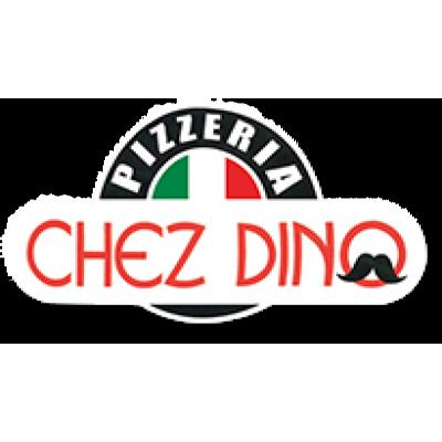 Chez Dino Pizza logo