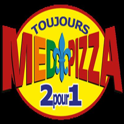 Med Pizza - Drummondville logo