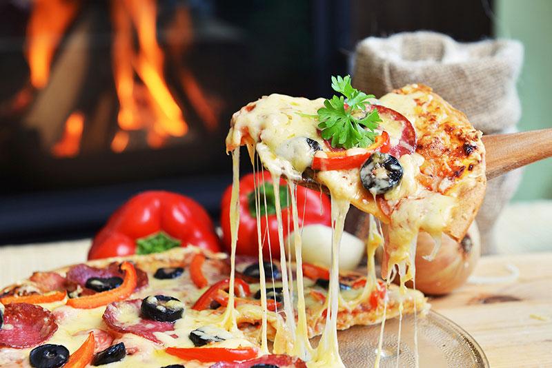 Moyenne pizza 14