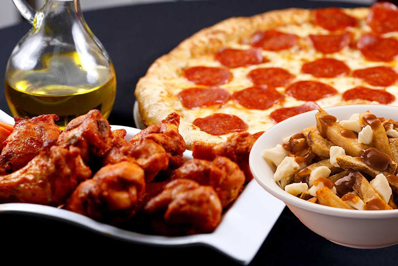 2 Pizzas 12