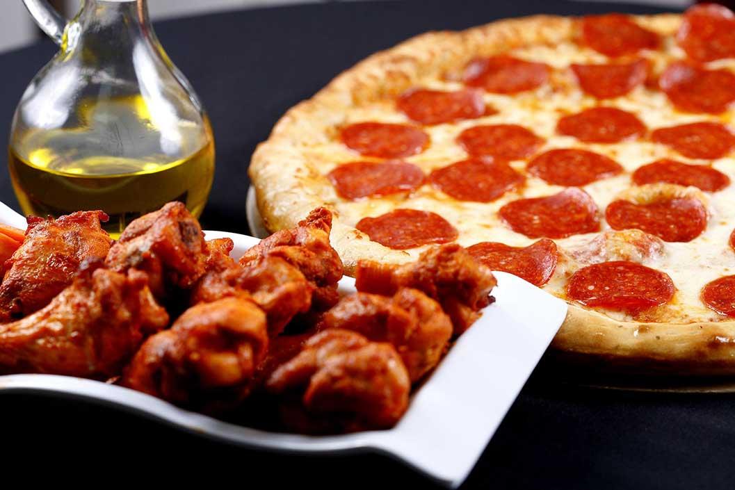 (#6)- 1 Pizza 16