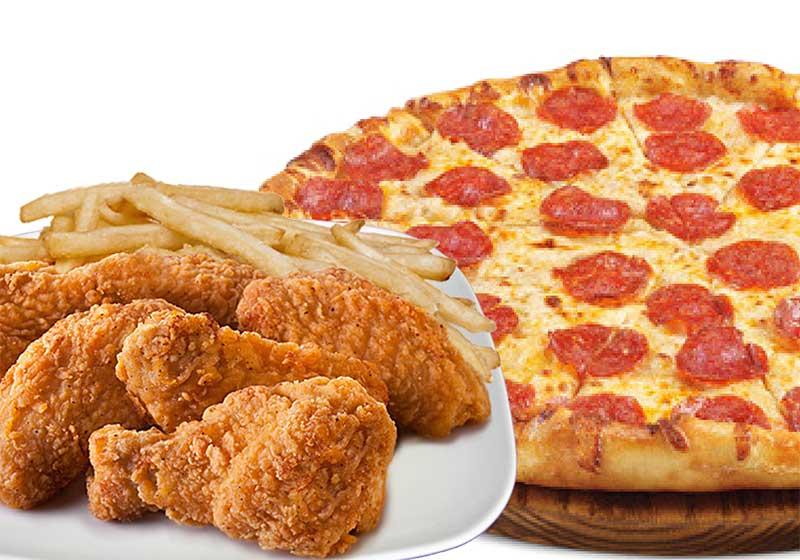 (#7)- 1 Pizza 12