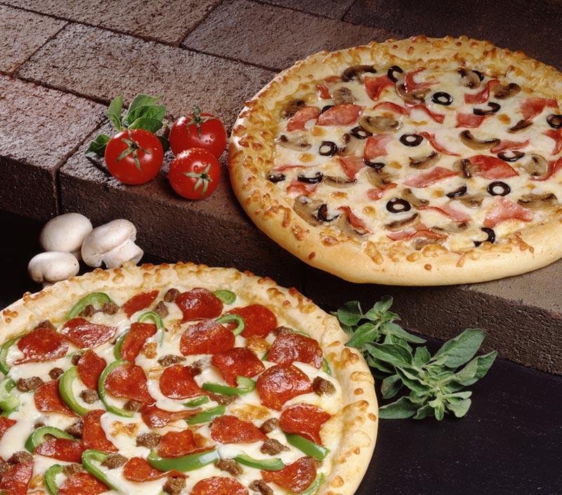 2 Pizzas 10