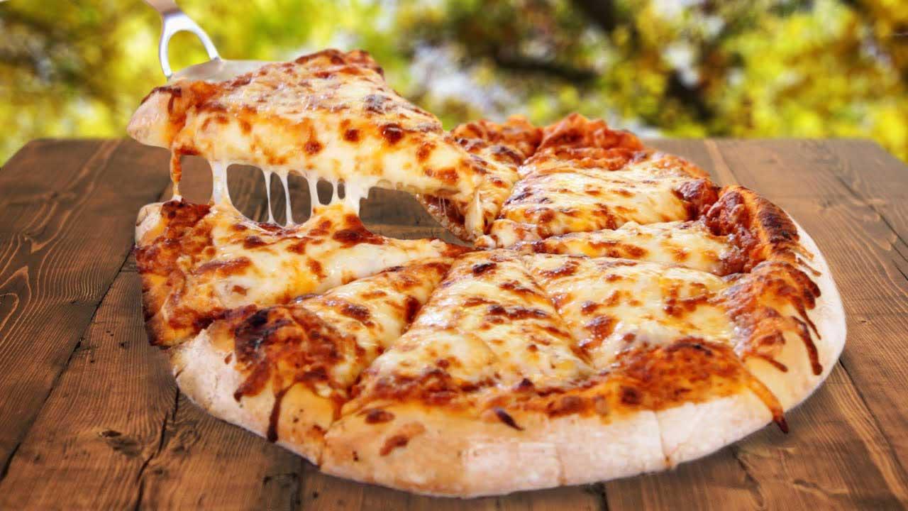 1 Pizza 14