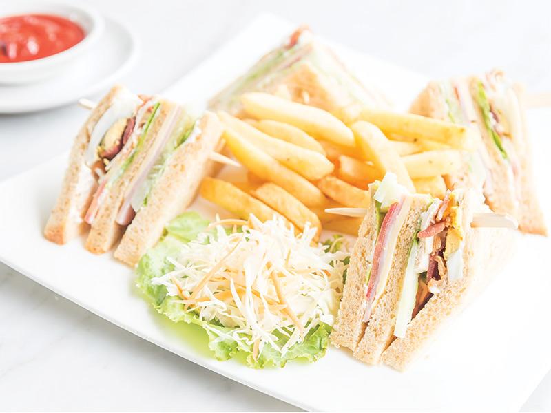 Sandwich Doner