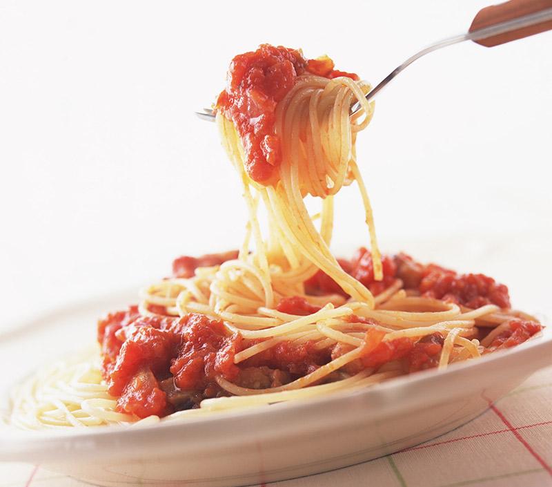 Spaghetti Toute Garnie