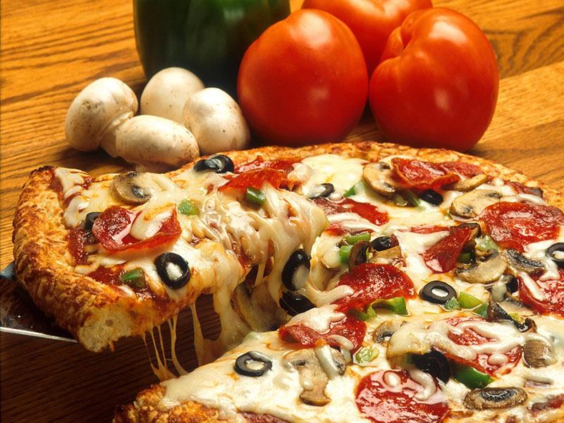 1 Pizza 16