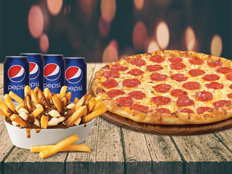 2 Pizza 10