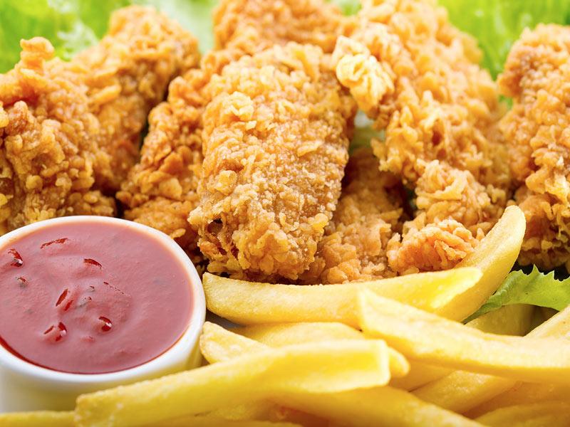 Chicken fillets 4 pcs