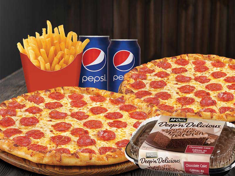 2 Pizzas 16