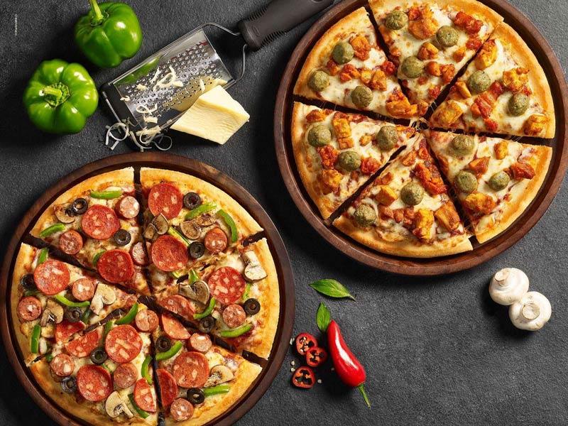 Quebec Pizza