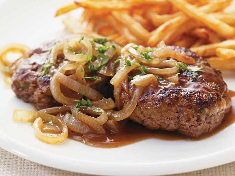 Steak ahché