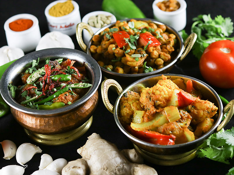Bhaji Vegetable Medley