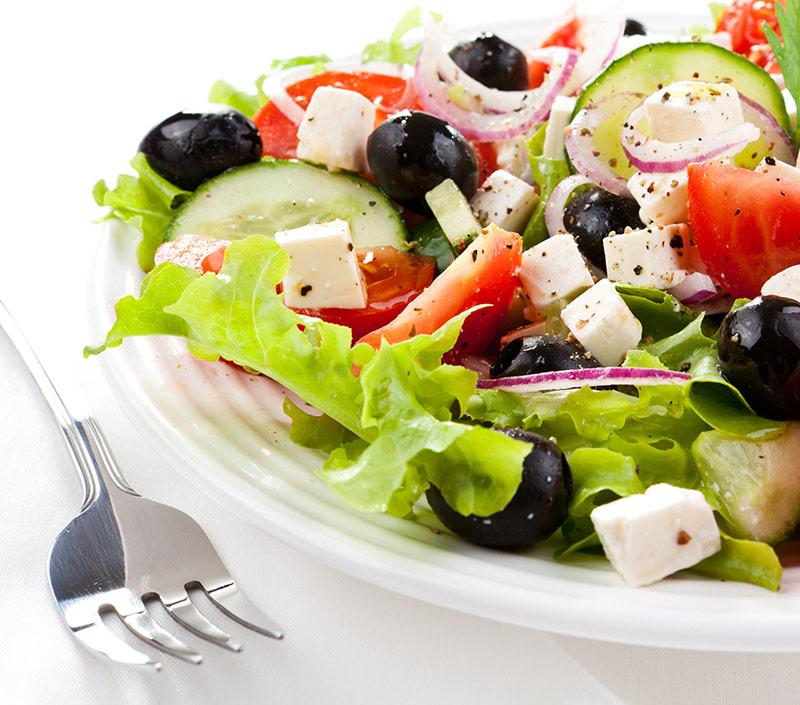 Salade du jardin